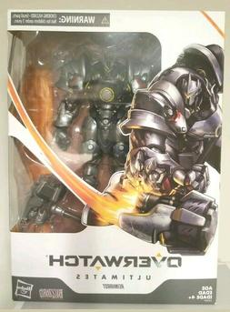 overwatch reinhardt 6 inch scale action figure