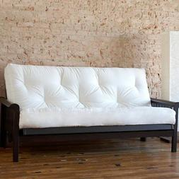 Clay Alder Home Owsley Full Size 6-inch Futon Mattress witho