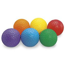 MAC-T PE07223E Easy Grip Playground and Gym Balls - 6 Colors