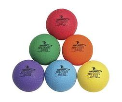 Sportime Poly-PG Ball, 6 Inches, Colors Will Vary