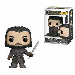 Funko POP! TV - Game of Thrones S8 Vinyl Figure - JON SNOW