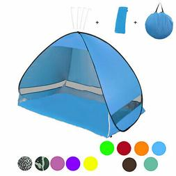 Pop Up Outdoor Automatic Tent Folding Sun Shelter Anti UV In