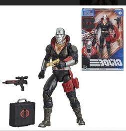 "PREORDER Hasbro 6"" GI Joe Classified Wave 1 SNAKE EYES Act"