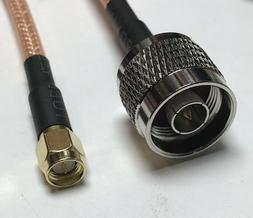 rg400 n male to sma male double
