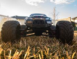 S911 35+MPH 1/12 2.4G 2WD High Speed OFF Road RC Car Monster