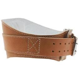 SCHIEK 2006 LEATHER LIFTING BELT-6 INCH