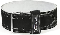 Schiek Sports Model 6010 Leather Competition Power Lifting B