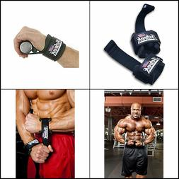 Schiek SSI-1000DLS Power Lifting Straps w/ Dowel