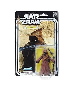 "Star Wars 40th Anniversary Wave 2 Black Series 6"" INCH JAWA"