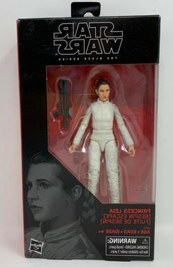 STAR WARS 6 INCH BLACK SERIES PRINCESS LEIA BESPIN ESCAPE NI