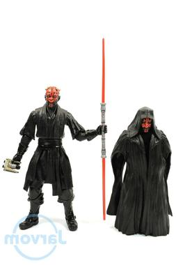 "Star Wars Authentic Black Series 6"" Inch Archive Sith Darth"