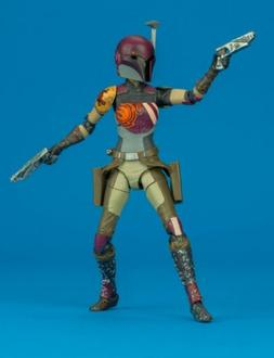 2016 STAR WARS BLACK SERIES 6 Inch - #33 Sabine Wren - LOOSE