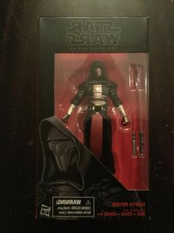 Star Wars Black Series 6 Inch Darth Revan Figure #34 - BRAND