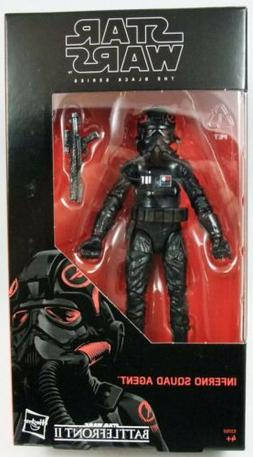 "HASBRO STAR WARS BLACK SERIES 6"" inch INFERNO SQUAD AGENT AC"
