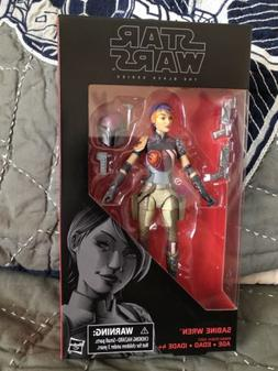 star wars black series 6 inch sabine