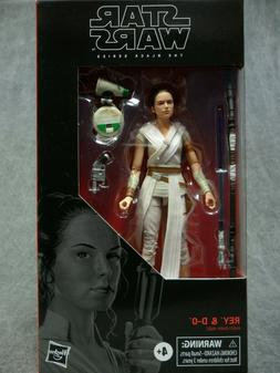Star Wars Black Series NEW * Rey and D-0 * #91 Action Figure