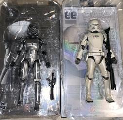 Star Wars The Black Series Carbonized Stormtrooper 6-Inch Fi