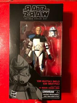 Star Wars The Black Series Clone Captain Rex 6-Inch Action F