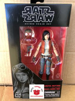 Star Wars The Black Series DOCTOR APHRA 6-Inch Figure IN STO