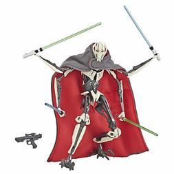 Star Wars The Black Series General Grievous 6-Inch Figure PR