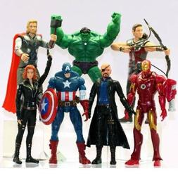 super hero action figures 6 inch