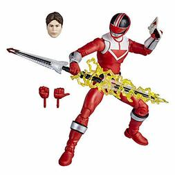 Time Force Red Ranger Power Rangers Lightning Collection 6-I