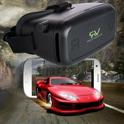US Black 3D Movie Video Games Virtual Reality VR Glasses for