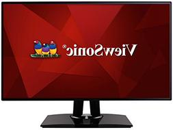 "ViewSonic VP2768 PRO 27"" 1440p Monitor with 100% sRGB Rec 70"
