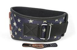 Fire Team Fit Weightlifting Belt, Olympic Lifting, Weight Be